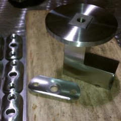 Stainless Bracket Production