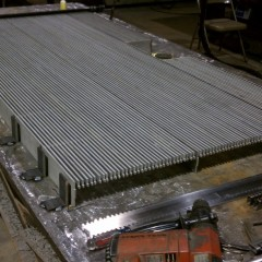 Tree Grate Fabrication - Stainless Steel