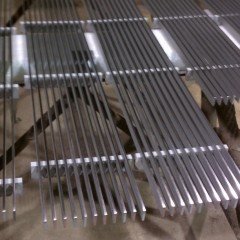 Low-Cost Stainless or Aluminum Grilles-Grating