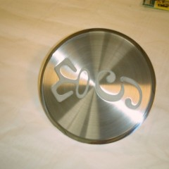 Stainless Etching - Custom Door Puller