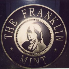 Franklin Mint Plaque