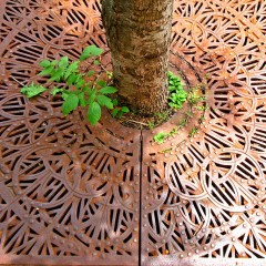 Tree Grille