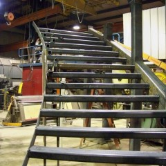 Miller Coors Stairway Project