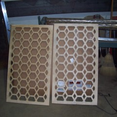 Wood Grille